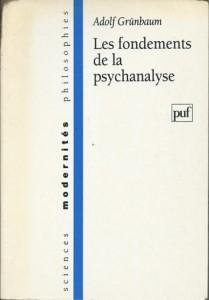 Grunbaum Les Fondements de la Psychanalyse_small