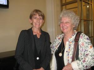 Moi & Pamela Freyd
