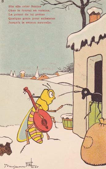 2-cigale-hiver